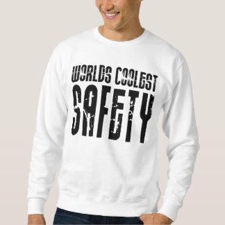 Coole Sicherheiten: Weltcoolste Sicherheit Sweatshirt