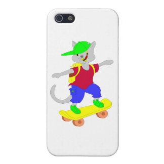 Coole skateboarding Geschenke für Kinder iPhone 5 Schutzhüllen