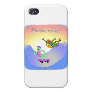 Coole skateboarding Geschenke für Kinder iPhone 4/4S Hülle
