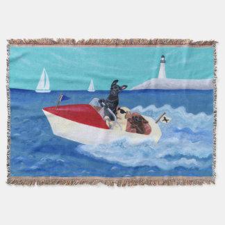 Coole Sommer Labradors Malerei Decke