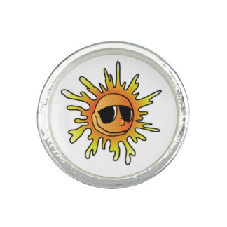 COOLE SOMMER-SONNE RING