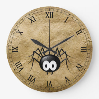 Coole Spinnen-Uhr! Uhren