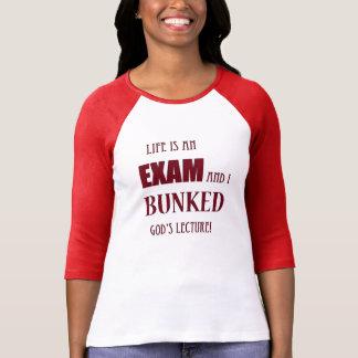 Coole Spitze mit fesselndem Zitat T-Shirt