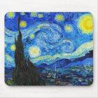 Coole Starry Nachtvincent van gogh Malerei Mousepad