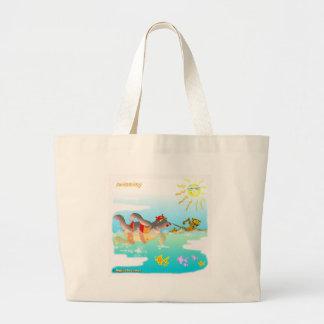 Coole swiiming Geschenke für Kinder Tasche