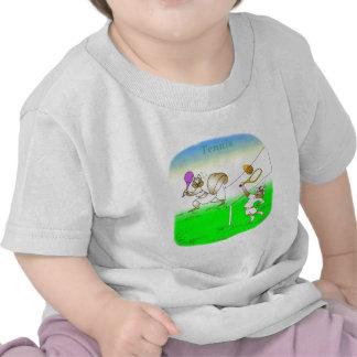 Coole Tennisgeschenke für Kinder Hemden