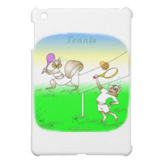 Coole Tennisgeschenke für Kinder Hüllen Für iPad Mini