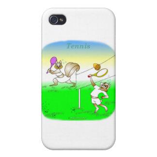 Coole Tennisgeschenke für Kinder iPhone 4/4S Hülle