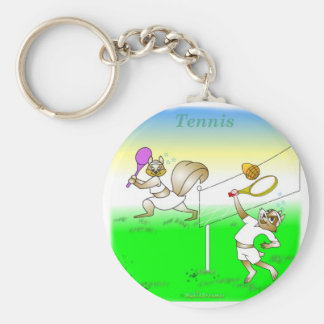 Coole Tennisgeschenke für Kinder Schlüsselband