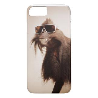 Coole Tiere in den Sonnenbrillen iPhone 8/7 Hülle