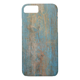 Coole verwitterte blaue iPhone 8/7 hülle
