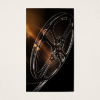 Coole Videofilm-Produktions-Film-Spule Visitenkarte