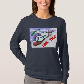 Coole Weihnachtensnowman-Shirts T-Shirt