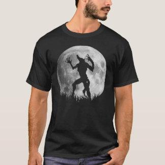 Coole Werewolf-Vollmond-Umwandlung T-Shirt