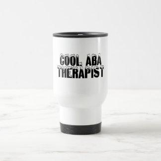 Cooler ABA-Autismus-Therapeut Reisebecher