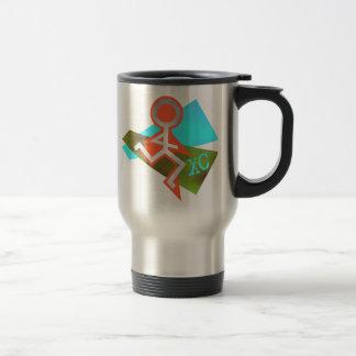 Cooler Betrieb des Querland-XC Kaffee Tassen