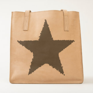 Cool distressed raggedy edged star cute
