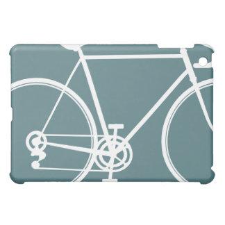 Cooler blauer Zyklus iPad Mini Hülle