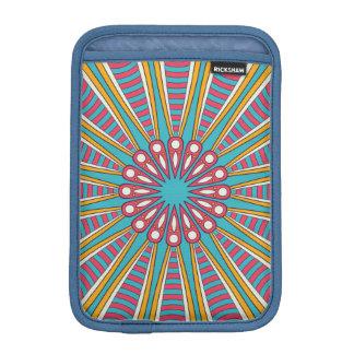 Cooler bunter Boho Mandala Sleeve Für iPad Mini
