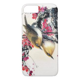 Cooler chinesischer schöner brauner iPhone 8/7 hülle