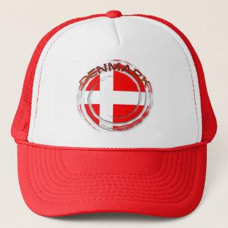 Cooler Dänemark-Hut! Truckerkappe