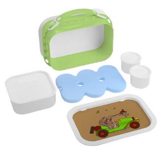 Cooler das Mittagessen-Kasten der Jungen - Brotdose