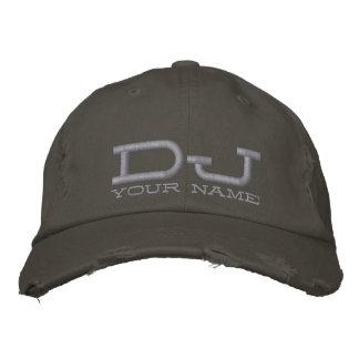 Cooler DJ-Hut Baseballcap