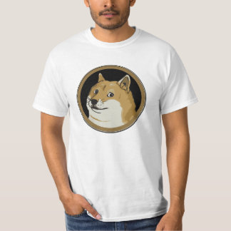 Cooler Doge solches wow Spaß-T-Stück so T-Shirt