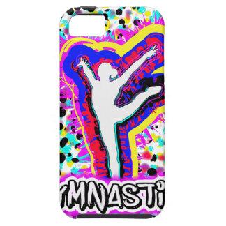 Cooler Effekt-Gymnastik-Telefon-Kasten Funky Etui Fürs iPhone 5