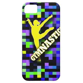 Cooler Effekt-Gymnastik-Telefon-Kasten Funky iPhone 5 Schutzhüllen