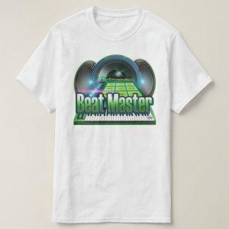 Cooler einzigartiger blaues Grün-angesagter T-Shirt