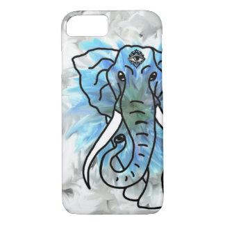Cooler Elefant-Fall iPhone 7 Hülle