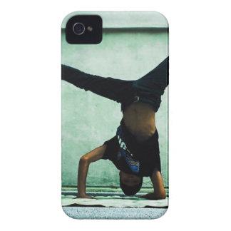 Cooler Entwurf des Ellbogenfrostes Case-Mate iPhone 4 Hülle