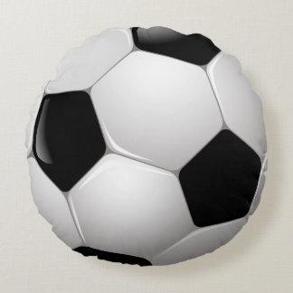Cooler Fußball-Fußball Futbol Ball Rundes Kissen