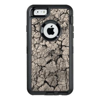 COOLER gebrochener Erdschmutz-coole Beschaffenheit OtterBox iPhone 6/6s Hülle