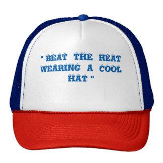 cooler Hut Kappe