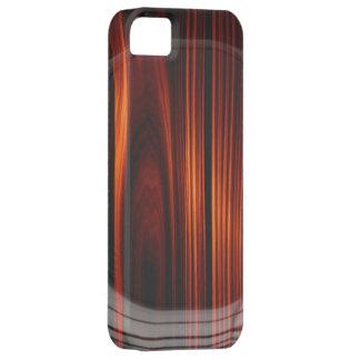 Cooler lackierter hölzerner Blick iPhone 5 Kasten iPhone 5 Hüllen