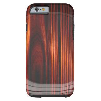 Cooler lackierter hölzerner Blick-Kasten Tough iPhone 6 Hülle