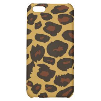 Cooler Leopard-Muster-Druck iPhone 4 Fall iPhone 5C Hüllen