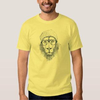 Cooler Löwe Hemden