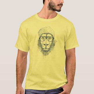 Cooler Löwe T-Shirt