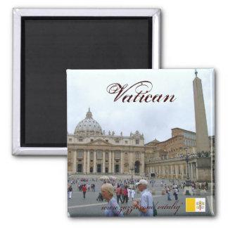Cooler Magnet Vatikanstadts Italien
