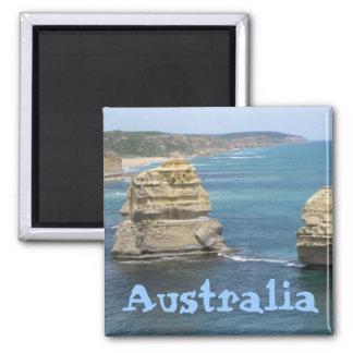 Cooler Magnetentwurf Australiens Quadratischer Magnet