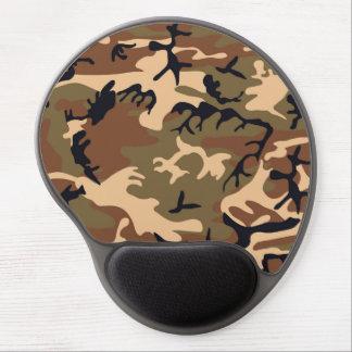 Cooler moderner Tarnungs-Camouflage-Entwurf Gel Mousepad