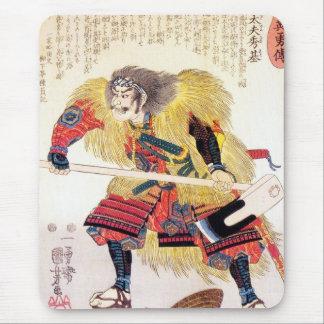 Cooler orientalischer japanischer traditioneller mousepads