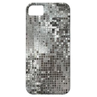Cooler Pailetten Look iPhone 5 Etui