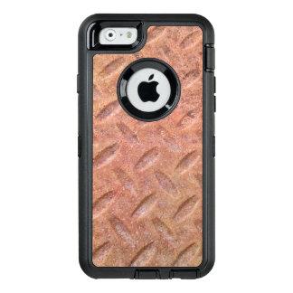 Cooler rostiger Grunge Retro für ihn Metall OtterBox iPhone 6/6s Hülle