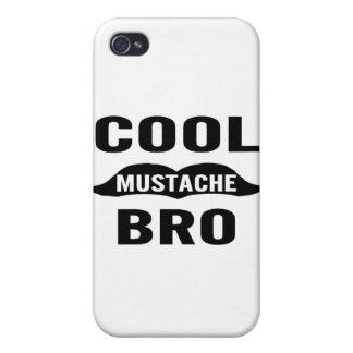 Cooler Schnurrbart Bro iPhone 4/4S Hülle