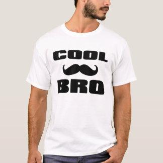 Cooler Schnurrbart Bro T-Shirt