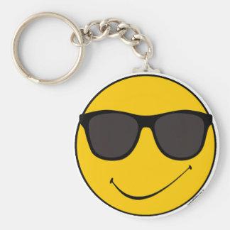 Cooler smiley Joes Schlüsselanhänger
